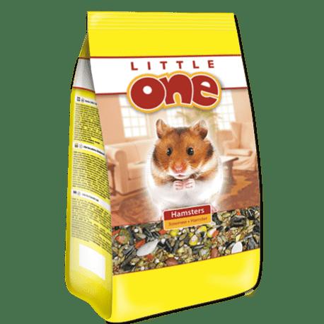 Зерновые корма для грызунов Little One 900г корм для хомячков Артикул BF044