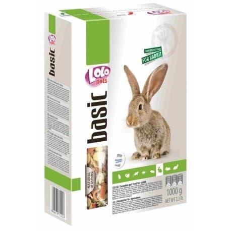 Полнорационный корм для кролика 1кг