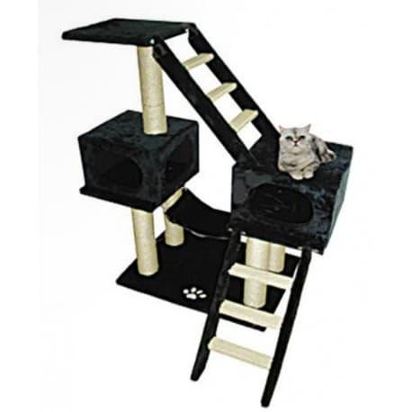 Когтеточка и дом для кошек КК № 3047 Комплекс 100х600х1500см