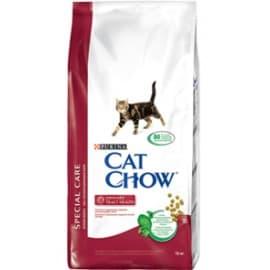 Cat Chow Корм сухой полнорационный для взрослых кошек для здоровья мочевыводящих путей (0,4 кг.)