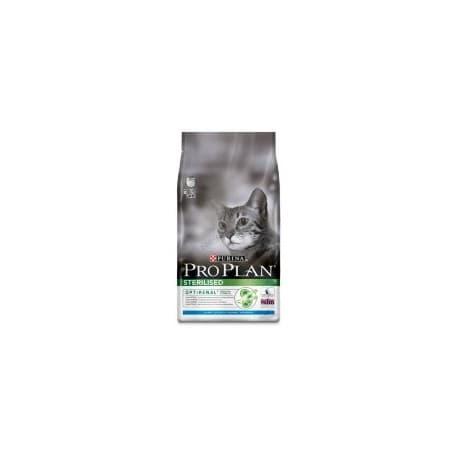 Pro Plan корм сухой с кроликом для кастрированных котов и стерилизованных кошек (1,5 кг.)