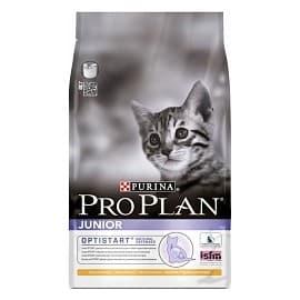 Pro Plan корм сухой с курицей для котят (3 кг.)