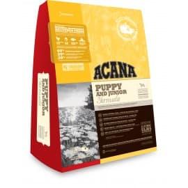 Acana puppy and junior биологически соответствующий корм для щенков и юниоров средних пород (18кг)