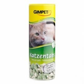 Витамины GIMPET, 710шт. для кошек (витамины с дичью и ТГОС )