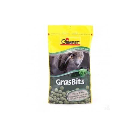 """Витамины GIMPET, 710шт. для кошек (витамины с травой """"Грасбитс"""" и ТГОС)"""
