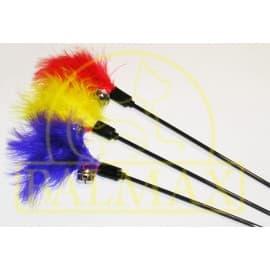 Балмакс игрушка на палочке для кошек с колокольчиком Артикул 45465