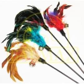 Балмакс игрушка на палочке для кошек с колокольчиком Артикул 45472