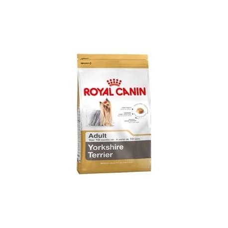 Сухой корм ROYAL CANIN YORKSHIRE для йоркширских терьеров и собак мелких пород весом 1-4 кг. (с 10 месяцев) (7,5 кг.)