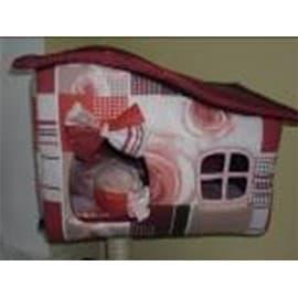 """Дом для кошек и собак ГЮ-ВАС """"МАРТА"""" в комлекте с подушкой размер 38 х 50 х 40 см"""