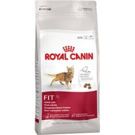 Сухой корм ROYAL CANIN FIT для кошек, живущих в помещ., возр. 1-10 лет в хор. физ. форме (0,4 кг.)