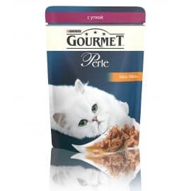 GOURMET PERLE консервы с уткой в подливке (0,085 кг.)