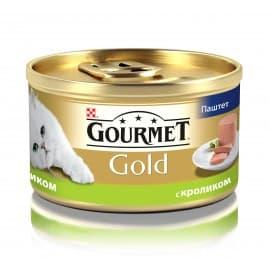 GOURMET GOLD консервы с кроликом (0,085 кг.)
