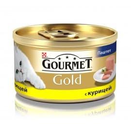 GOURMET GOLD консервы с курицей (0,085 кг.)