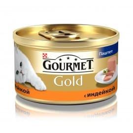 GOURMET GOLD консервы паштет с индейкой (0,085 кг.)