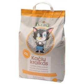NORIKO, 10kg комкующийся наполнитель с ароматом фруктов для кошачьего туалета (бентонит). Чехия, Артикул KER24273