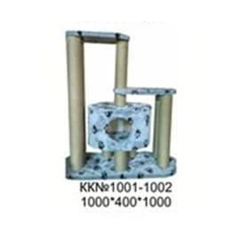 Комплекс (когтеточка) для кошек КК №1001 Размер 1000х400х1000мм