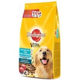 Для взрослых собак всех пород говядина 2,2 кг