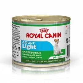 ROYAL CANIN ADULT LIGHT - мусс для взрослых собак с 10 месяцев 0,20 кг