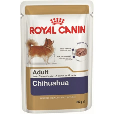 Влажный корм ROYAL CANIN CHIHUAHUA - паштет для Чихуахуа с 8 месяцев 0,09 кг