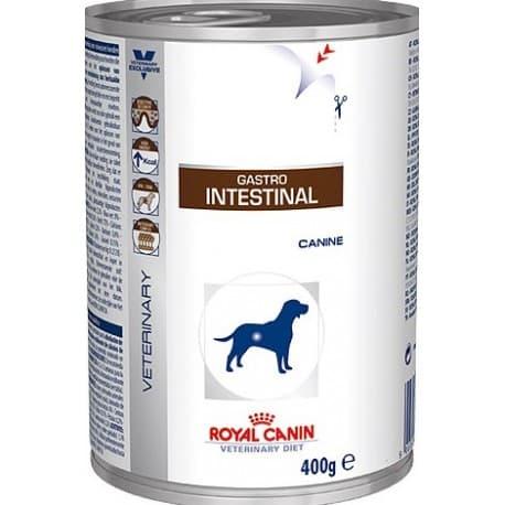 Влажный корм ROYAL CANIN GASTRO INTESTINAL Canin - диета при проблемах с пищеварением 0,4 кг