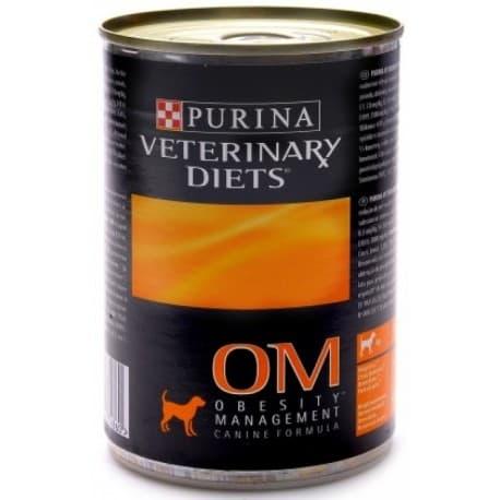 Purina ProPlan VD ОМ. Корм консервированный для взрослых собак при ожирении 400г.