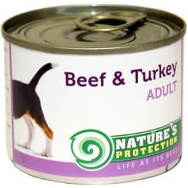 NP Dog Adult Beef&Turkey 400g полноценный корм для взрослых собак c говядиной и мясом индюка