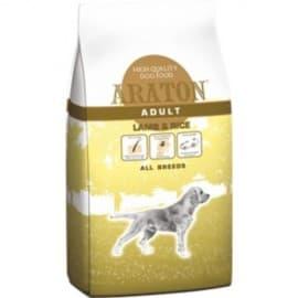 Araton Adult Lamb & Rice - сухой корм для взрослых собак всех пород с мясом ягненка и рисом 7 кг