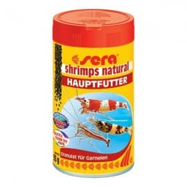 SERA shrimps natural, 100ml, 55g