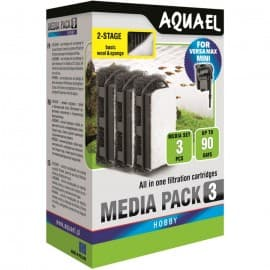 Наполнитель FZN MINI STANDARD MEDIA PACK 3pcs