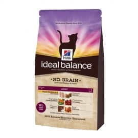 Hill's IB Feline Adult NO GRAIN with Fresh Chicken and Potato 0.3kg