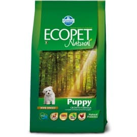 ECOPET NATURAL PUPPY 12кг