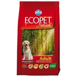 ECOPET NATURAL ADULT 12 кг