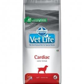 Vet Life Dog Cardiac / Диетическое питание для собак при хронической сердечной недостаточности 2 кг