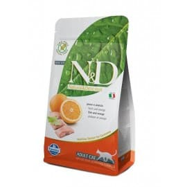 N&D CAT FISH & ORANGE 0,3 кг