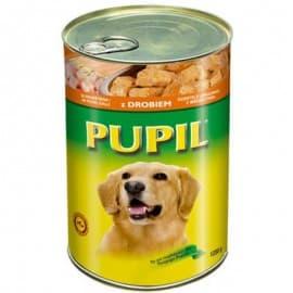 """Консервы """"PUPIL"""" для собак с дичью 1250гр."""