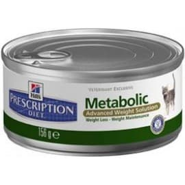 PD Feline Metabolic Система контроля веса 156 г