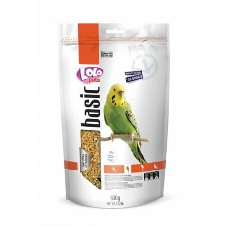 Полнорационный корм для волнистых попугаев Doypack