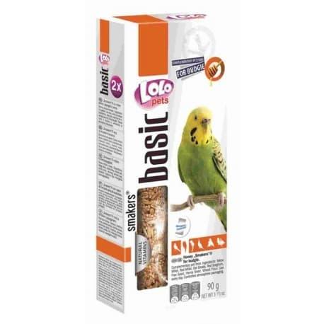 Медовые Smakers® для волнистых попугаев