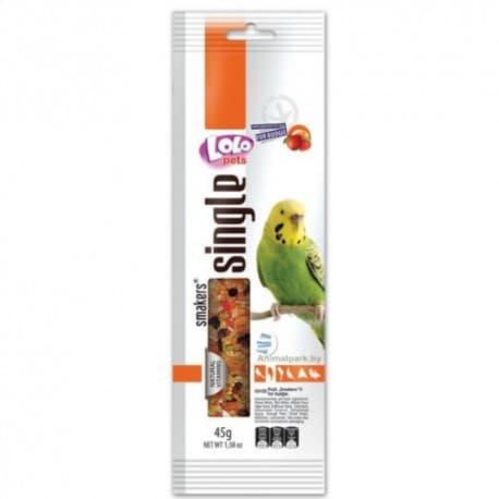 Smakers® фруктовый для волнистых попугаев WEEKEND STYLE