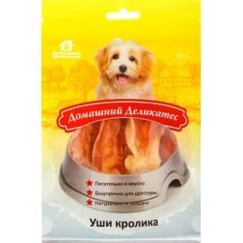 Домашний деликатес Уши кролика, 0,055 кг