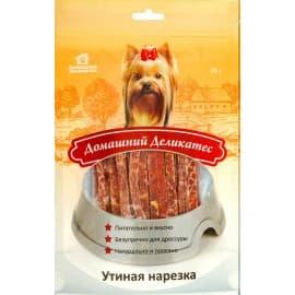 Домашний деликатес Утиная нарезка, 0,085 кг