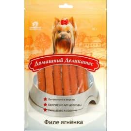 Домашний деликатес Филе ягнёнка, 0,085 кг