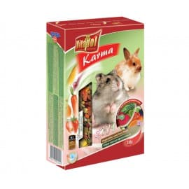 Vitapol Овоще-фруктовый корм для хомяка и кролика , 340 г