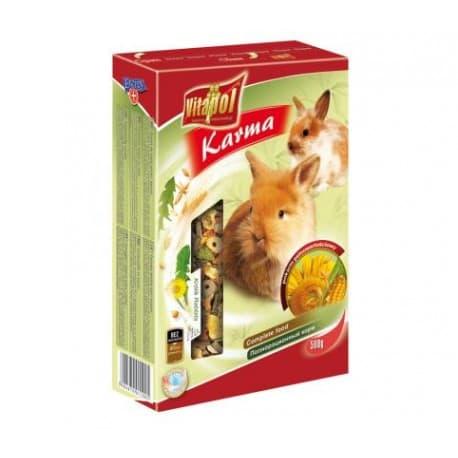 Vitapol Полнарационный корм для кролика, 500 г