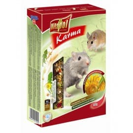 Vitapol Полнорационный корм для мышей и песчанок, 500 г