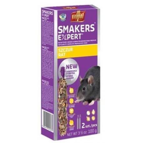 Vitapol Smakers® Eхpert для крыс, 90 г