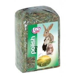 LoloPets Сено луговое (идет как корм), 250 г