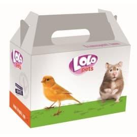 LoloPets Транспортная упаковка для мелких животных, 25 г