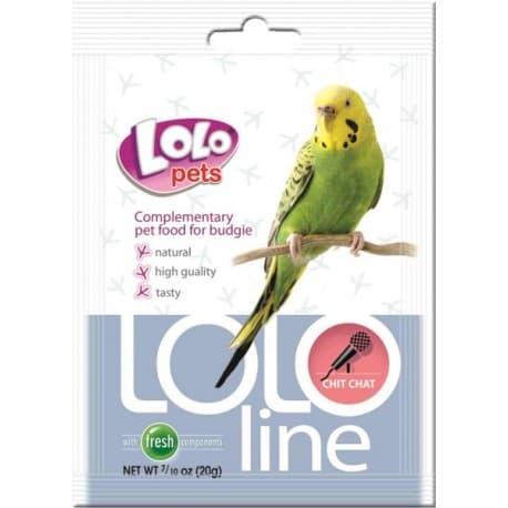 "LoloPets Lololine - ""Чик-чирик"", 120 г"