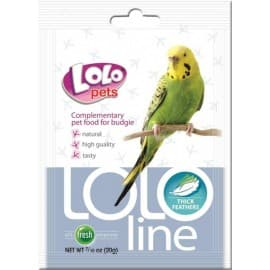 "LoloPets Lololine - ""Густые перья"", 120 г"